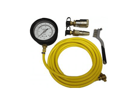 Roadside Air Gauge Kit - Emergency roadside air gauge